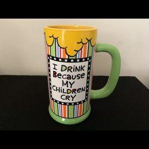 Lorrie Veasey Our name is Mud - Coffee Mug